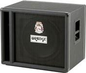 Orange OBC115 400W 1x15 Bass Cab, Black