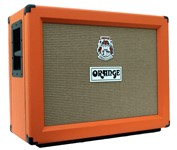 Orange PPC212OB 120W 2x12 Open Back Cab, Orange
