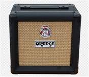 Orange PPC108 Micro Dark 1x8 Cab, Black