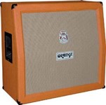 Orange PPC412A Angled Front Speaker Cab
