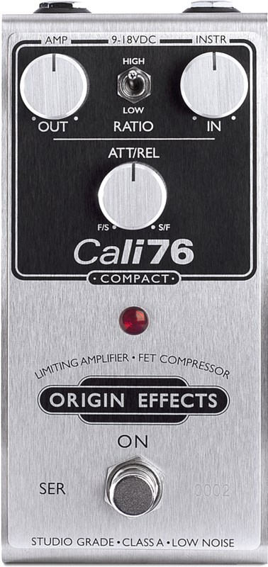 Origin Effects Cali76 Compact Front