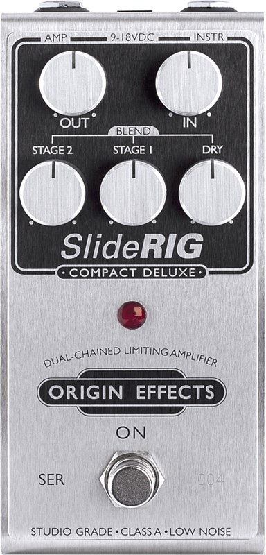 Origin Effects SlideRIG Compact Deluxe Front