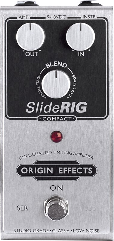 Origin Effects SlideRIG Compact Front