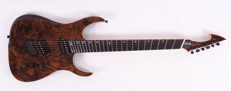 Hype GTR Multiscale, Walnut Burl-Front Full