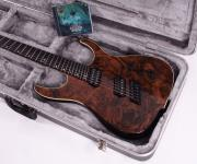 Hype GTR Multiscale, Walnut Burl-Case