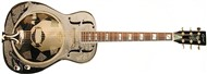Ozark 3515BTE Thinline Biscuit Electro Resonator