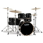 Pacific PDP CM6 Concept Maple 6 Piece Shell Pack (Pearlescent Black)