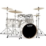 Pacific PDP CM6 Concept Maple 6 Piece Shell Pack (Pearlescent White)