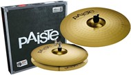 Paiste 101 Brass Box Essential Set (13/18in)