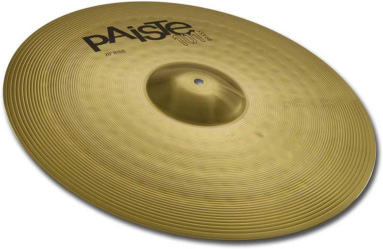 Paiste 101 Brass Ride Main