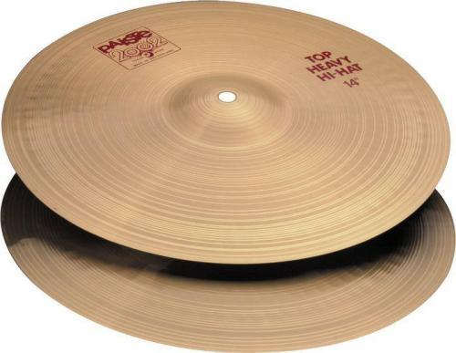 Paiste 2002 Heavy Hi-Hats