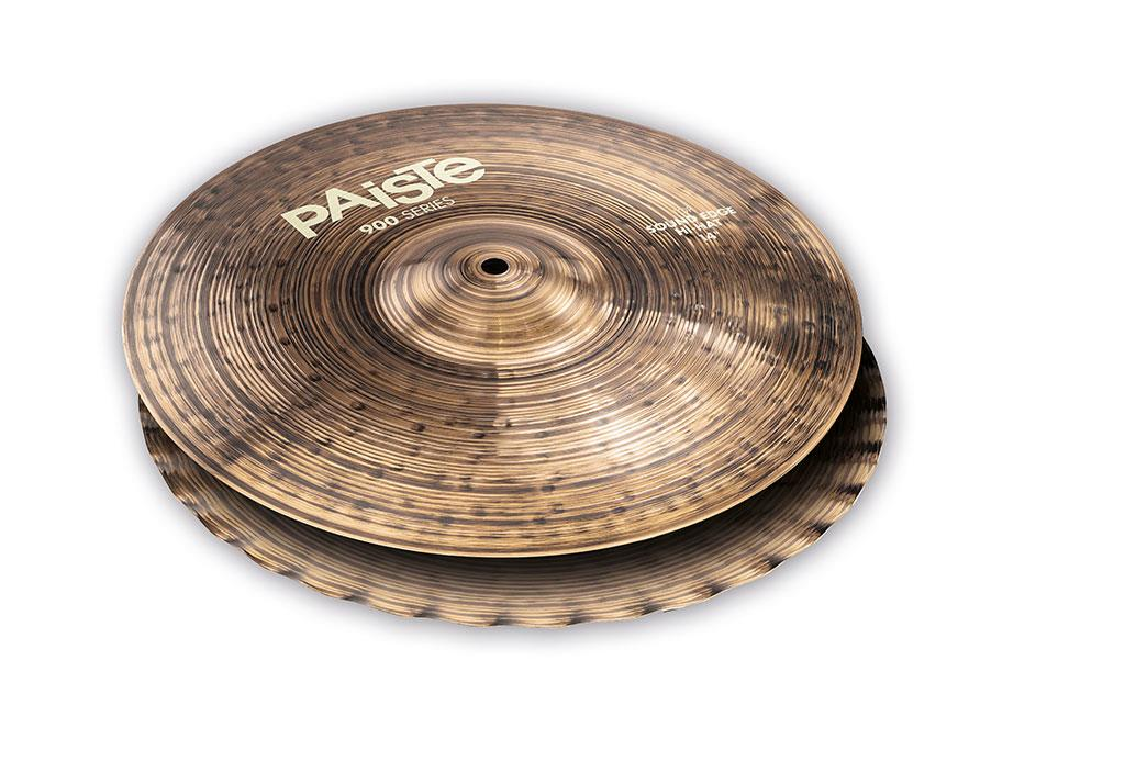 Paiste 900 Series Sound Edge Hi Hats Main