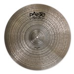 PAISTE 20in dry ride