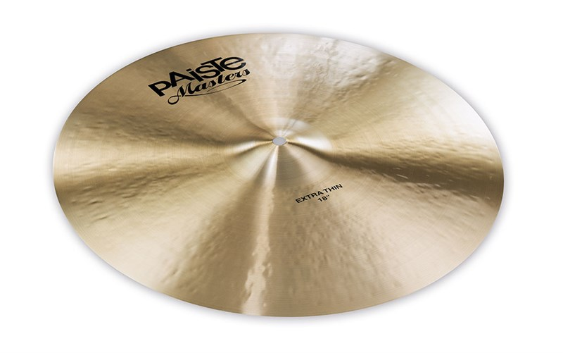Paiste Masters Extra Thin, 18in