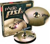 Paiste PST 8 Box Cajon Set (12/16)