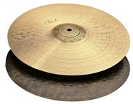 Paiste Signature Traditional Medium Light Hi-Hats (14in)