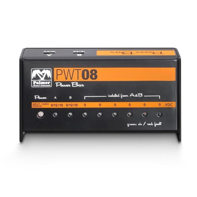 Palmer PWT 08 PSU FRONT