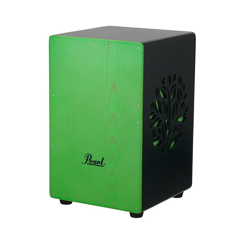 Pearl 3D Green Tree Cajon, Main