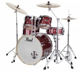 Pearl Export Fusion 22, Black Cherry Glitter
