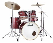 Pearl Export Rock Kit, Black Cherry Glitter