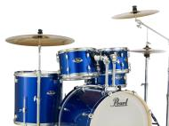 Pearl Export Rock Kit, High Voltage Blue