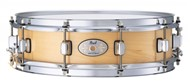 Pearl M1330 Maple 13x3in Piccolo Snare Drum (Natural Maple)