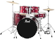 Pearl RS525S Roadshow 5 Piece Standard Kit (Red Wine)