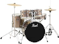 Pearl RS585 Roadshow 5 Piece Complete Junior Kit (Bronze Metallic)