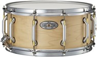 Pearl SensiTone Premium Maple Snare,14x6.5in, Satin Maple