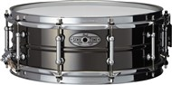 Pearl STA1450BR SensiTone Beaded Brass 14x5in Snare (Black Nickel)
