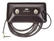 Peavey 2-Button Footswitch PVMPFS2