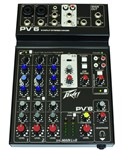 Peavey PV 6 6 Input Stereo Mixer