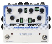 Pigtronix Echolution 2 Filter Pro Delay Pedal