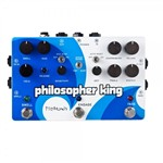 Pigtronix Philospher King Envelope Generator Optical Compressor Pedal