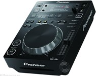 Pioneer CDJ-350 Digital DJ Deck, Black
