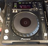 Pioneer CDJ-850-K Digital Deck Black(Ex-Demo)