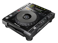 Pioneer CDJ-850-K Digital DJ Deck, Black