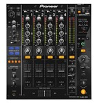 Pioneer DJM-850 4 Channel Pro Mixer (Black)