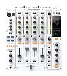 Pioneer DJM-850 4 Channel Pro Mixer (White)