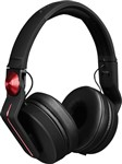Pioneer HDJ-700 DJ Headphones, Red