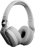 Pioneer HDJ-700 DJ Headphones, White