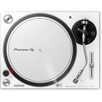 Pioneer PLX-500 Direct Drive Turntable, White