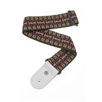 Planet Waves Hootenanny Woven Guitar Strap