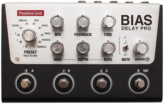 Positive Grid BIAS Delay Main