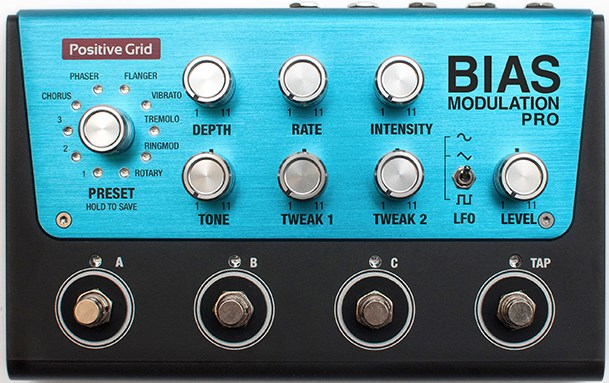 Positive Grid BIAS Modulation Main