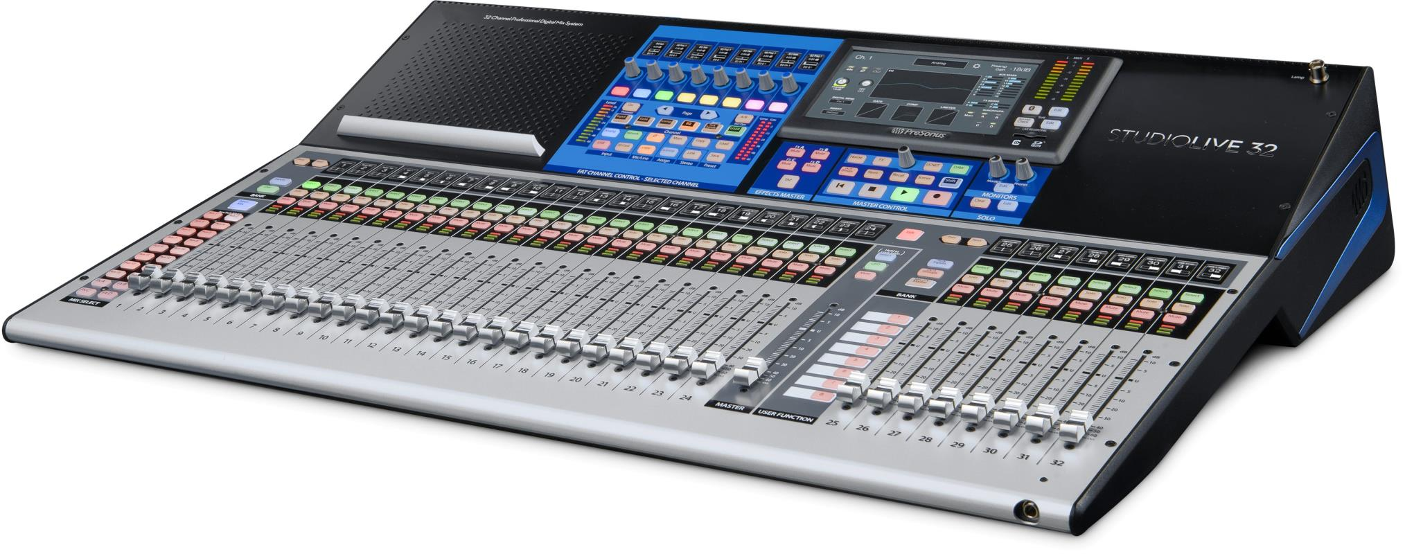 presonus studiolive 32 digital mixer. Black Bedroom Furniture Sets. Home Design Ideas