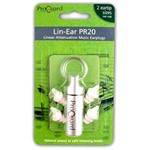 Pro Guard Lin-Ear PR20 Ear Plugs