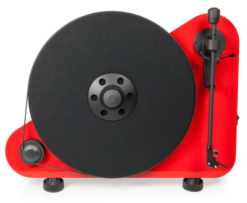 Pro-Ject VT-E BT Turntable Red