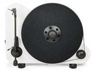 Pro-Ject VT-E BT Turntable (White)