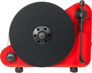 Pro-Ject VT-E Turntable (Red)